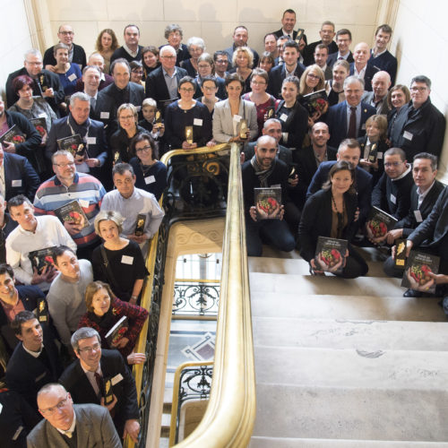 Voir la photo : Prix Excellence 2019 - photo groupe